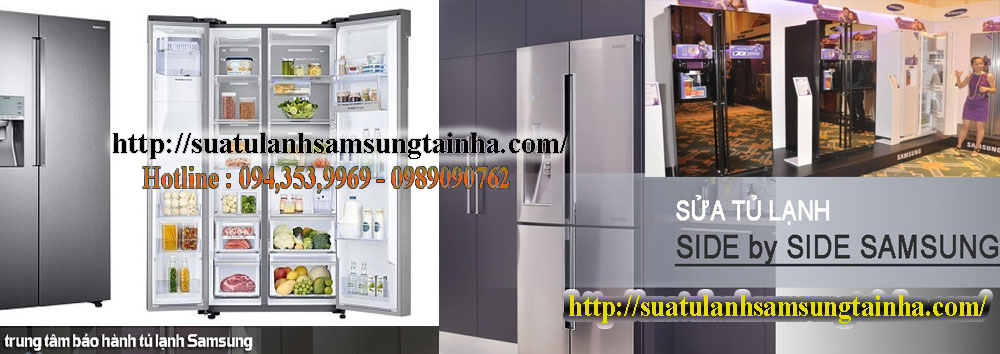 Sửa tủ lạnh samsung tại hà nội