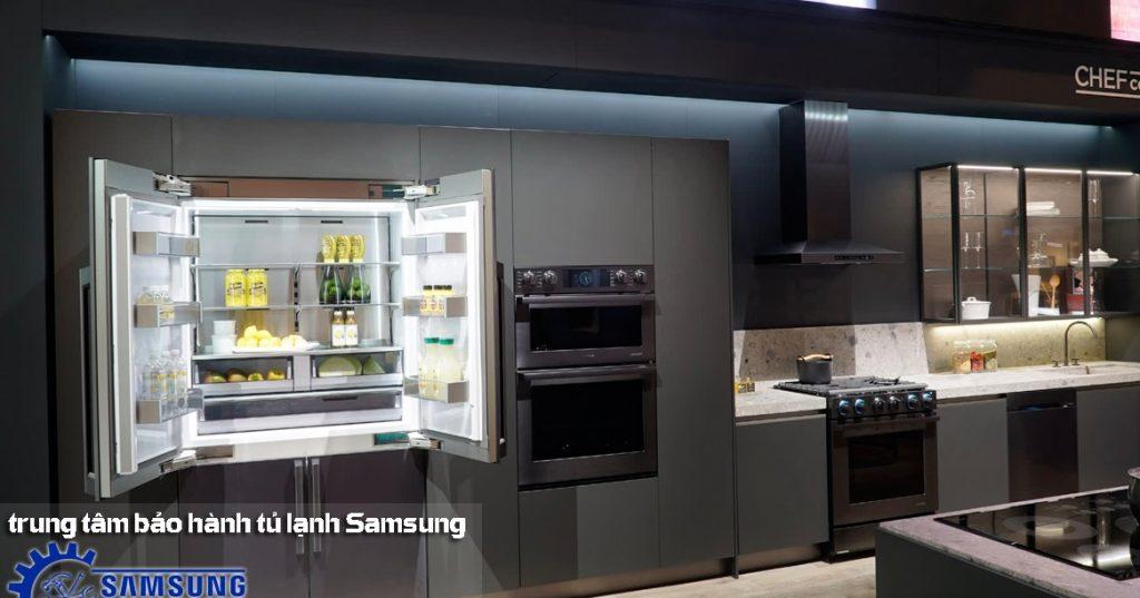 Trung tâm bảo hành tủ lạnh samsung 2 cánh tại hà nội